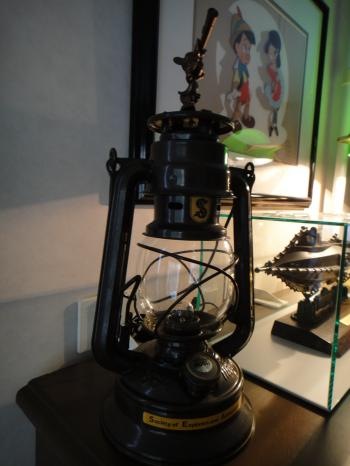 TDS ディズニーシー SEA ランプ 照明グッズ 10