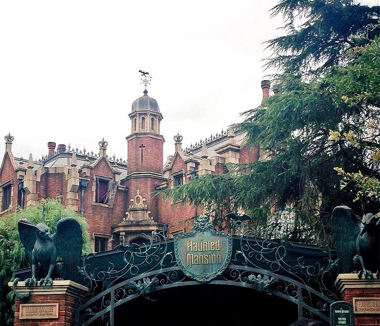 TDL 2015 hauntedmansion