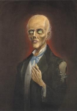 マスターグレイシー ホーンテッドマンション肖像画 3