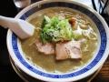あさり 煮干しそば(並)太麺