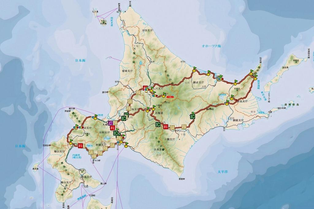 北海道キャラバン2015