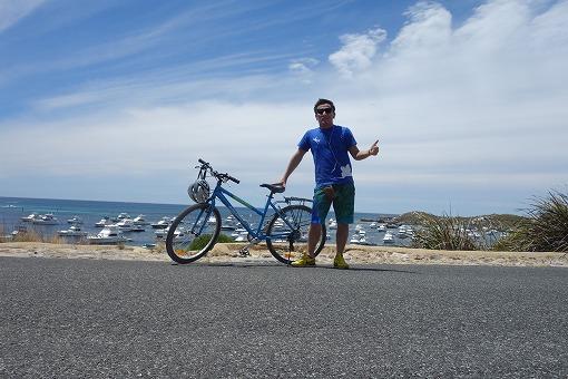 自転車を借ります