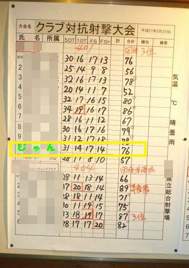 2015.08.25クラブ対抗9