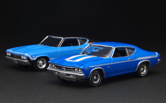 greenlight chevy chevelle