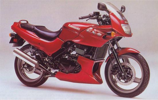 kawasaki ex-4 94