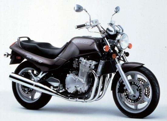 Suzuki GSXG1100 90