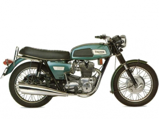 Triumph Trident T150 750 68 01