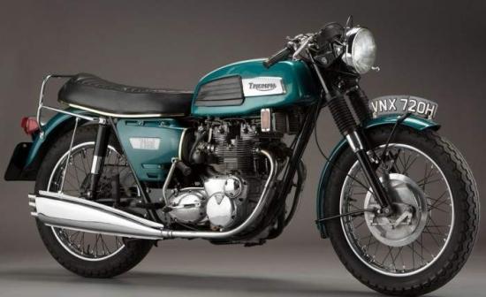Triumph Trident T150 750 68
