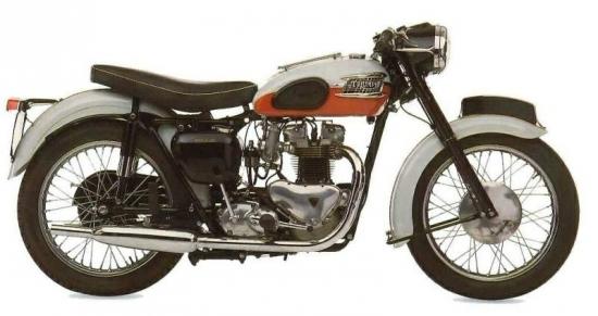 Triumph Bonneville 59