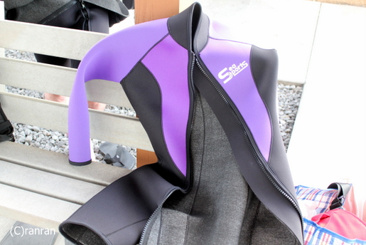 ウェットスーツ
