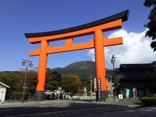 箱根神社!