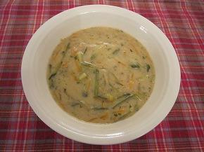 キューカンバースープ