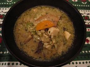 漢中の雑炊