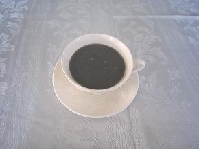 ブラックカモミールティー2