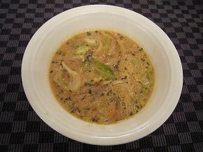 玉ネギおばさんのキャベツスープ