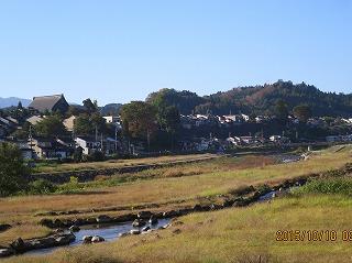 城ヶ山の秋