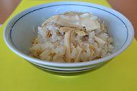 003松茸ご飯