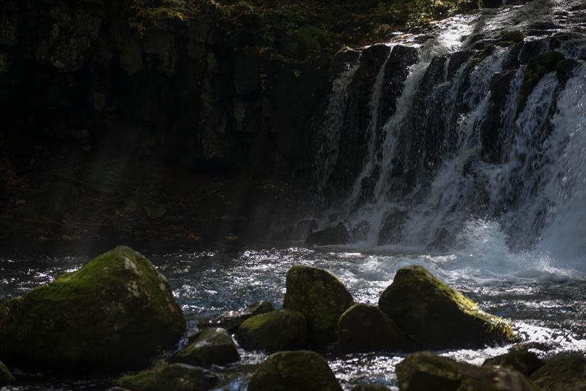 蓼科大滝 2015 10月