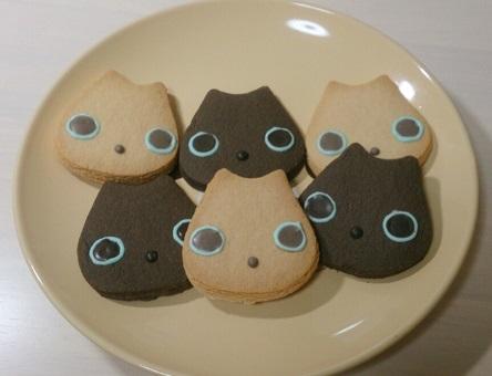 ネコクッキー