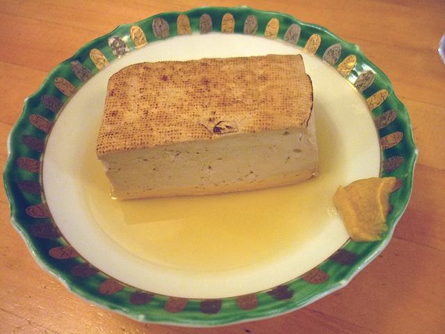 おでん焼き豆腐