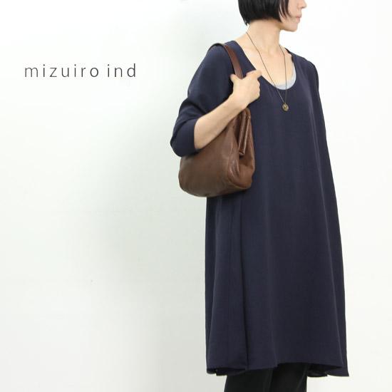 mizuiro ind (ミズイロインド) Aラインワンピース