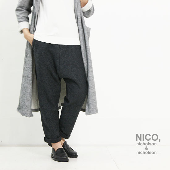 nicholson and nicholson (ニコルソンアンドニコルソン) PIGALLE