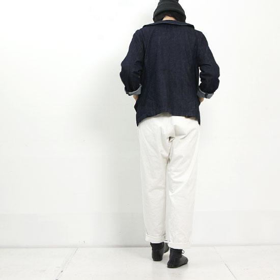 style + confort(スティールエコンフォール) 11ozデニムジャケット