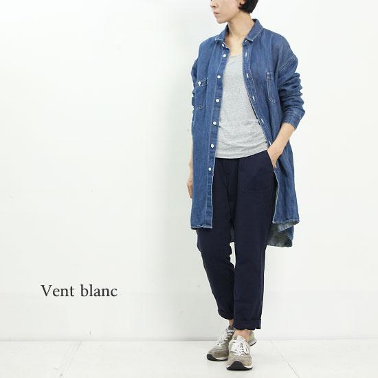 Vent Blanc (ヴァンブラン) デラヴェジャージイージーパンツ