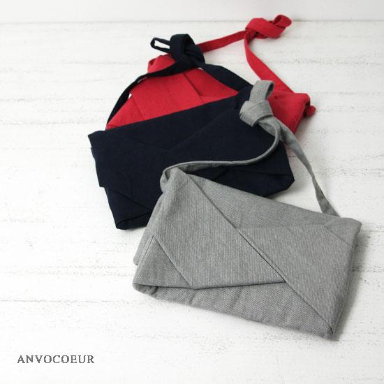 ANVOCOEUR (アンヴォクール) Krimml 2WAYショルダーバッグ