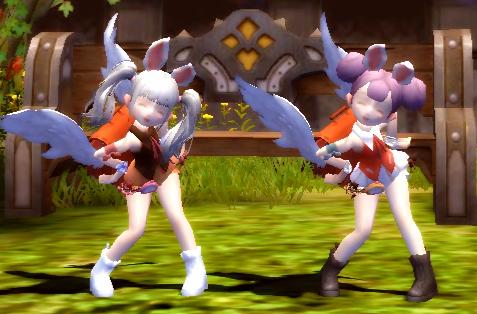 ぽよちゃんと双子3
