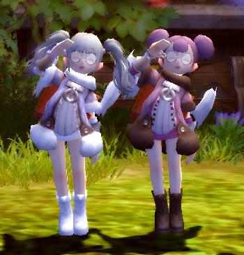 ぽよちゃんと双子2
