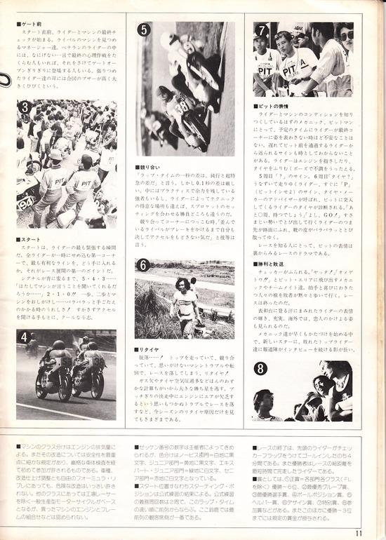 1974年 MFJ 日本GPロードレース大会 7