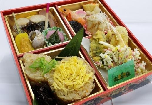 大阪大学会館 お弁当