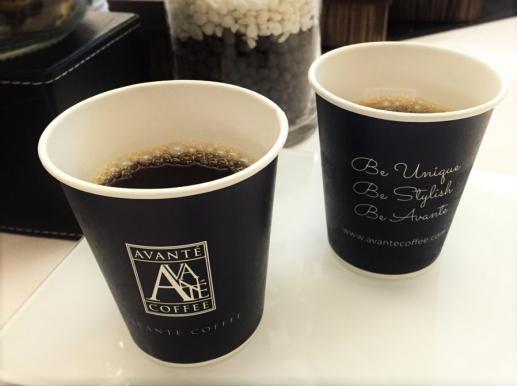学会 ドリンクコーナー 挽きたてコーヒー