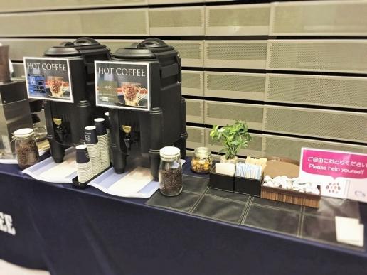 名古屋国際会議場 コーヒー ケータリング例