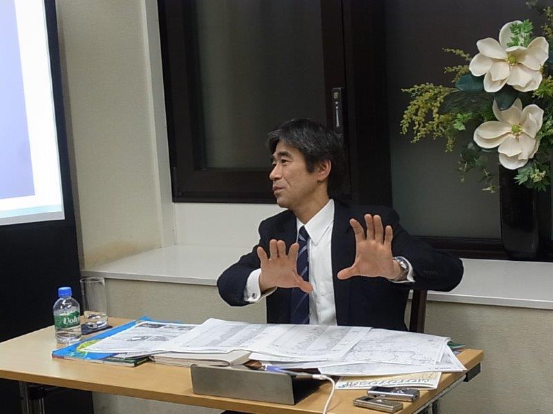 5_講演される權田さんRIMG12016