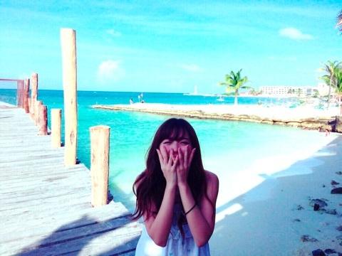 笑顔が素敵な愛理さん(* ´∀`*)