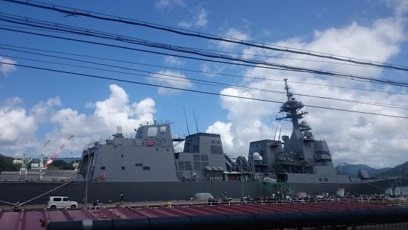2015-08-23 舞鶴海上自衛隊