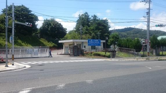 2015-08-23 舞鶴地方総監部