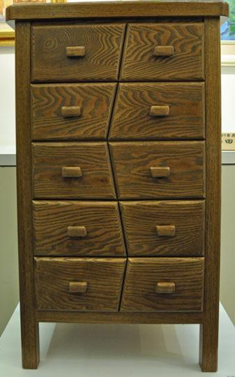 22西田幸夫「手作り家具」