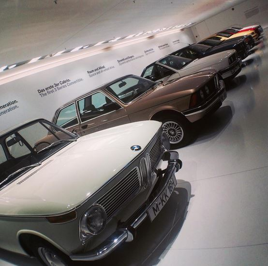 BMW WeltBMWMuseum Classical car