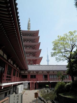 浅草寺 7