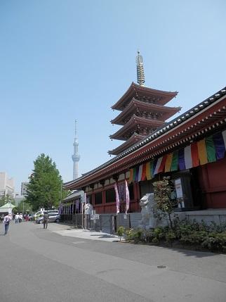 浅草寺 14