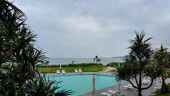 イーフビーチホテル客室