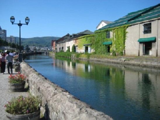ブログsIMG_0031小樽運河