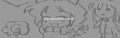 適当模型⇔GO HAPPY LIFE