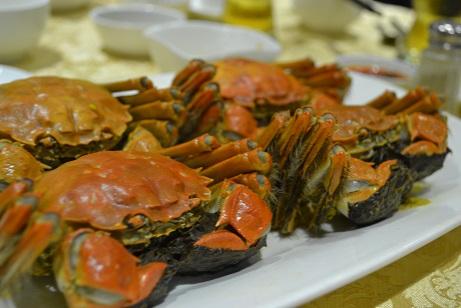 上海蟹(s)