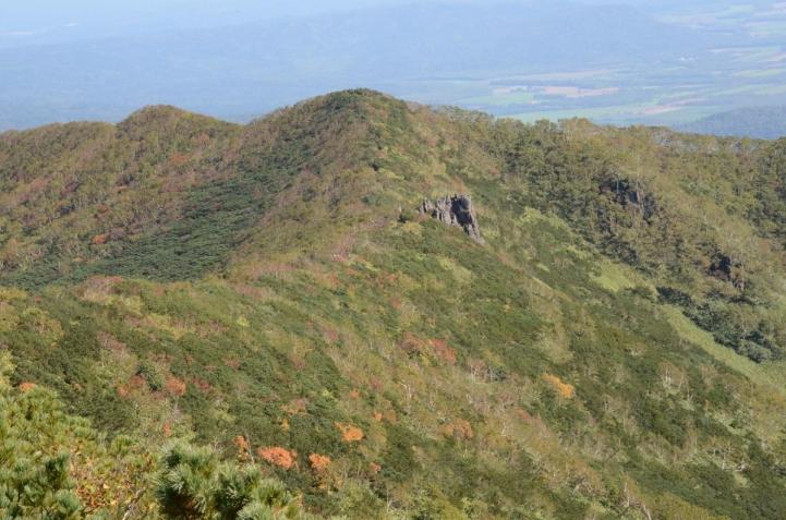 藻琴山 登山