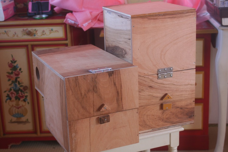 ウロコ用巣箱1