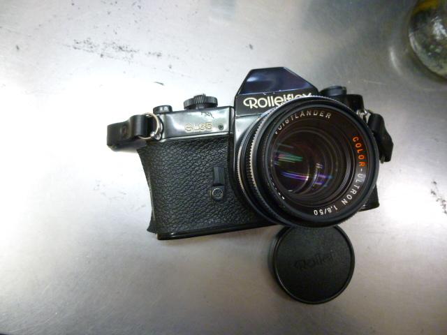 Rolleiflex SL35